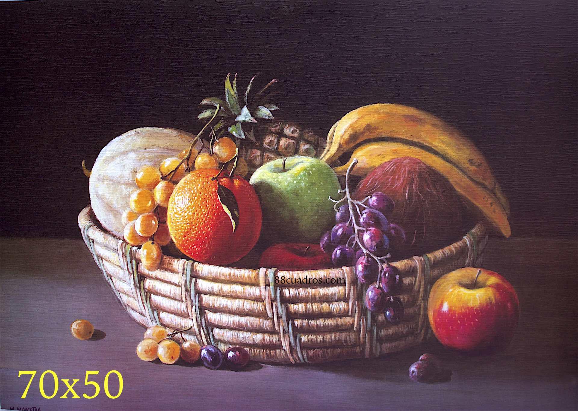 Bodeg N De Frutas 88 Cuadros A 8 Euros