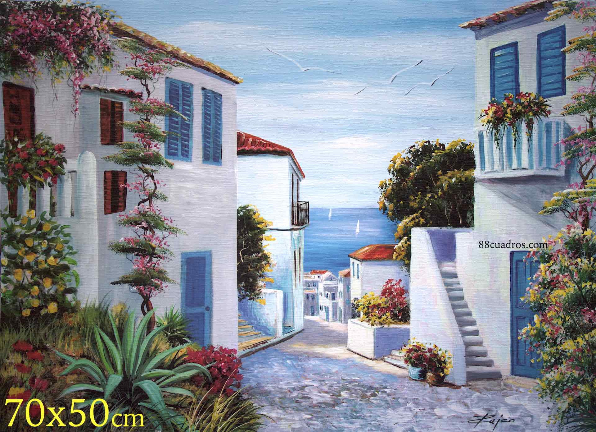 Santorini miconos 88 cuadros a 8 euros - Laminas infantiles para enmarcar ...